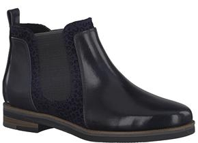 Marco Tozzi Boots - 25055-21 Navy