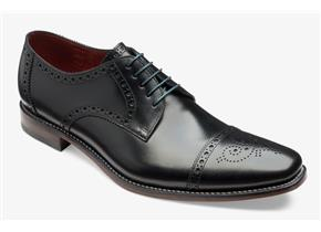 Loake Shoes - Foley Black