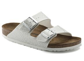 Birkenstock Sandals - Arizona White Print