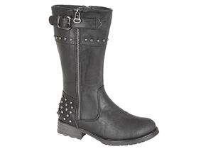 Cats Eyes Boots - G302 Black