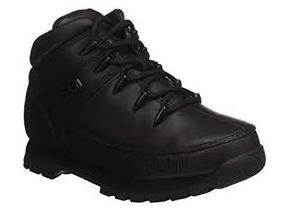 Timberland Boots - CA13DP Euro Sprint Youth Black