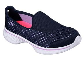 Skechers Shoes - 81118 Go Walk 4 Navy Multi