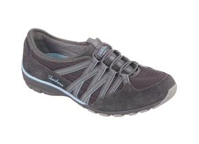 Skechers Shoes - Conversations 22551 Charcoal