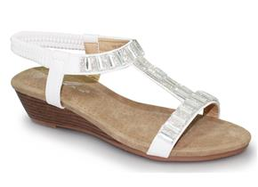 Lunar Sandals - Reynolds JLH877 White