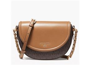 Michael Kors Bags - Jet Set Charm Dome Tan