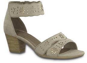 Jana Sandals - 28363-22 Taupe