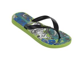 Ipanema Sandals - BMX Green