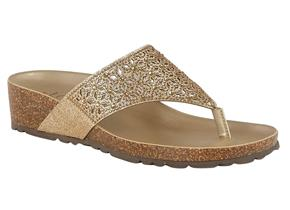 Lotus Sandals - Forsetti Gold