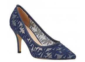 Lotus Shoes - Briony WLS163 Navy