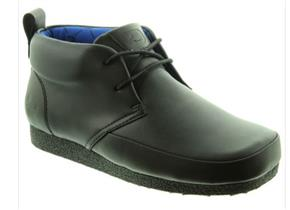 Deakins Shoes - Jagger Jnr Black