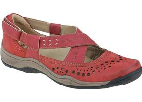 Earth Spirit Shoes - Littleton Red