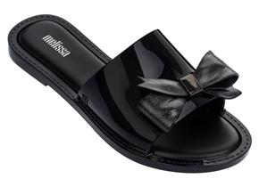 Melissa Sandals - Soul Dream Bow Black