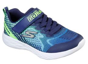 Skechers Shoes - Go Run 600 97858N Navy Lime