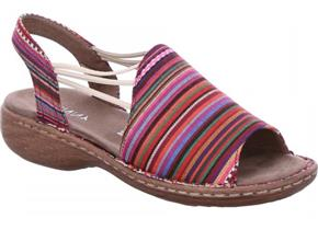 Ara Sandals - Korsica 57283 Red Multi