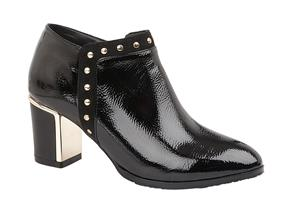 Lotus Boots - Joey ULS228 Black Patent