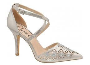Ravel Shoes - Volusia Silver