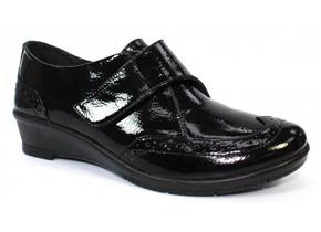 Lunar Shoes - Nell FLN043 Black Patent