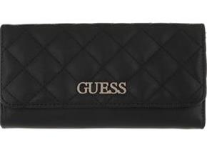 Guess Purses - Illy Slg Pocket Trifold Black