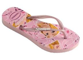 Havaianas Sandals - Slim Princess Pink
