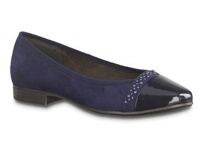 Jana Shoes - 22166-23 Navy