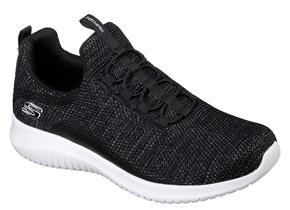 Skechers Shoes - Ultra Flex Capsule 12840 Black