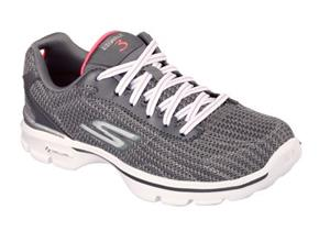 Skechers Shoes - Go Walk3 13981 Charcoal