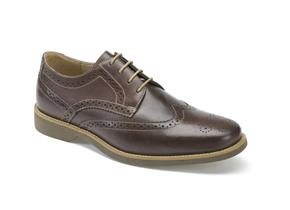Anatomic Gel Shoes - Tucano Coffee