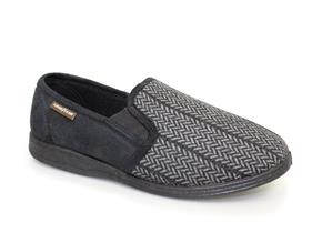 Goodyear Slippers - KMG112 Tweed