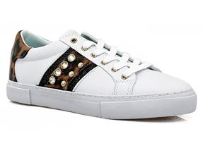 Guess Trainers - FL8GLY-LEA12 White