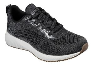 Skechers Shoes - Bobs Squad 117006 Black