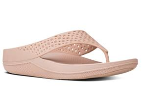 FitFlop™ Sandals - Ringer™ Welljelly Nude