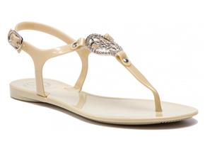 Guess Sandals - FL6JAC-RUB21 Nude