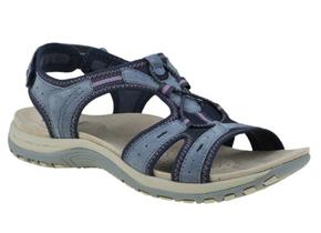 Earth Spirit Sandals - Columbia Navy