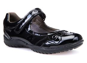 Geox Shoes - Shadow J54A6A Black Patent