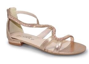 Lunar Sandals - Belle JLH976 Rose Gold