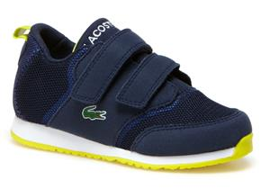 Lacoste Trainers - L.ight 117 Infant Navy