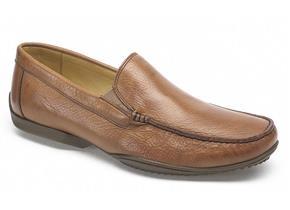 Anatomic Gel Shoes - Tavares Cognac