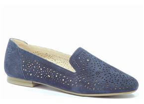 Caprice Shoes - Alba 24501-28 Navy Suede