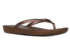 FitFlop™ Sandals - Iqushion™ Bronze