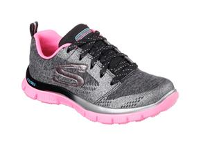 Skechers Shoes - 81874 Skech Appeal Black/Pink