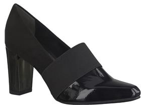 Marco Tozzi Shoes - 24407-29 Black Patent