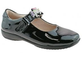Lelli Kelly Shoes - Blossom LK8312 Black Patent