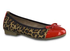 Jana Shoes - 22109-24 Leopard