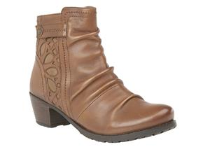 Lotus Boots - Maples Tan