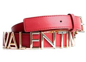 Valentino Belts - Emma Winter Belt VCS3M257 Red
