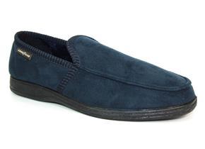 Goodyear Slippers - Eden Navy