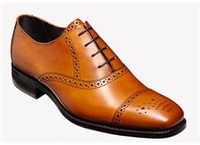 Barker Shoes - Flynn Cedar