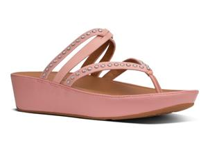 FITFLOP™ SANDALS - Linny™ Criss Cross Blush