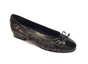 Riva Shoes - Masarla Black Multi