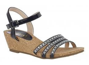 Lotus Sandals - Mandy ULP117 Navy